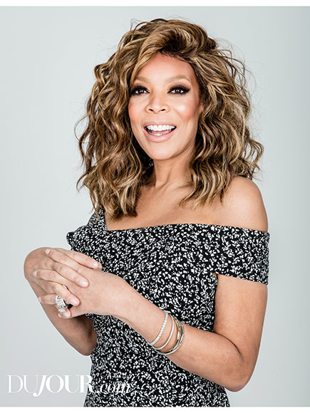 Wendy Williams On Growing Up a 'Fat Girl in Jersey'