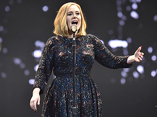 WATCH: Adele Helps Same-Sex Couple Get Engaged During Copenhagen Concert, Volunteers to be Their Surrogate