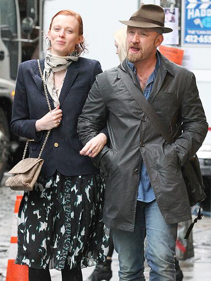 Ben Foster & Model Karen Elson Spark Romance Rumors After New York Outing