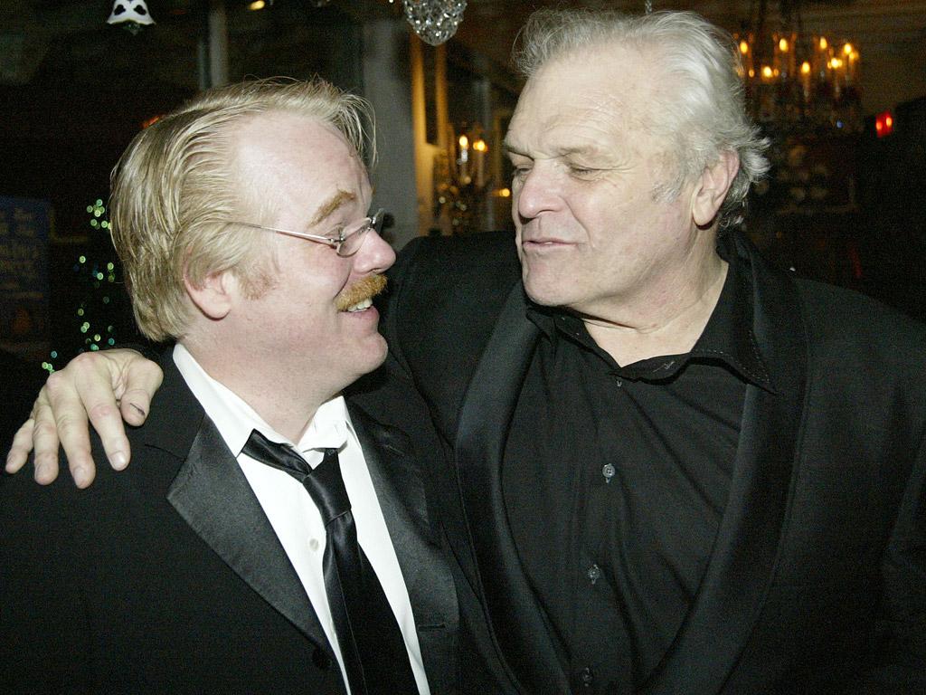 Brian Dennehy on His Friend Philip Seymour Hoffman's Death