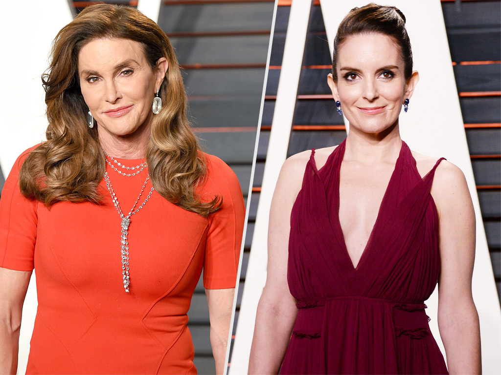 Caitlyn Jenner Wants to Hang with Tina Fey After Vanity Fair Oscars Party