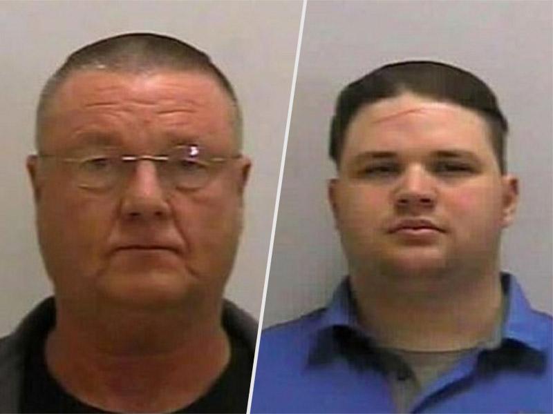 Police: Chief, Patrolman Fined People Following Fraudulent Arrests
