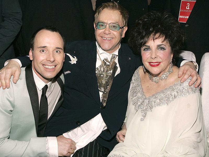 Elton John and Elizabeth Taylor's AIDS Foundations Continue Partnership