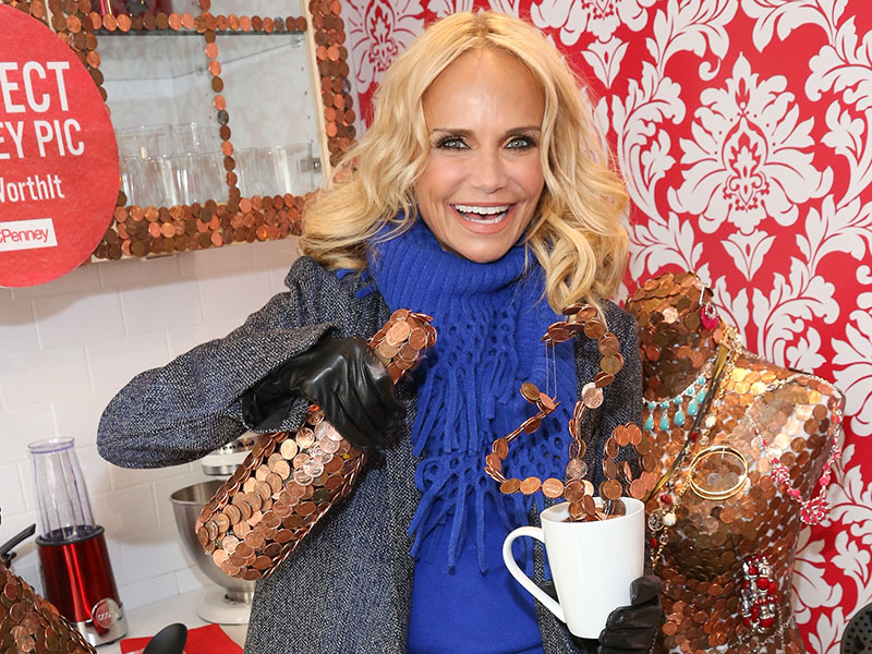 Kristin Chenoweth Shares Her Secret to Happiness