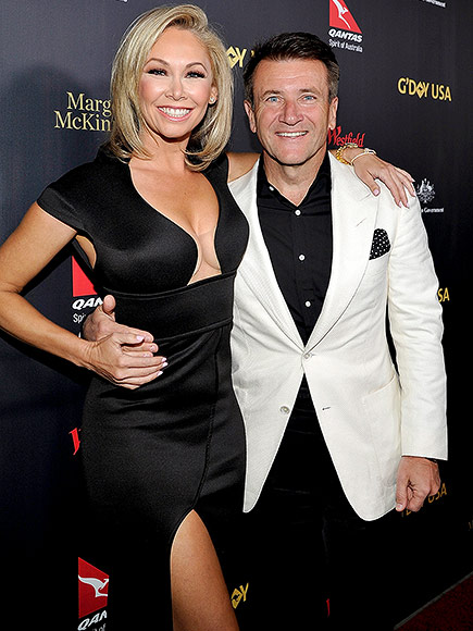 Kym Johnson Dancing With The Stars Married: Kym Johnson And Robert Herjavec Are Engaged : People.com