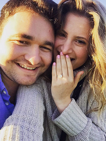 Howie Mandel's Daughter Riley Engaged to Cameron Ehrlich