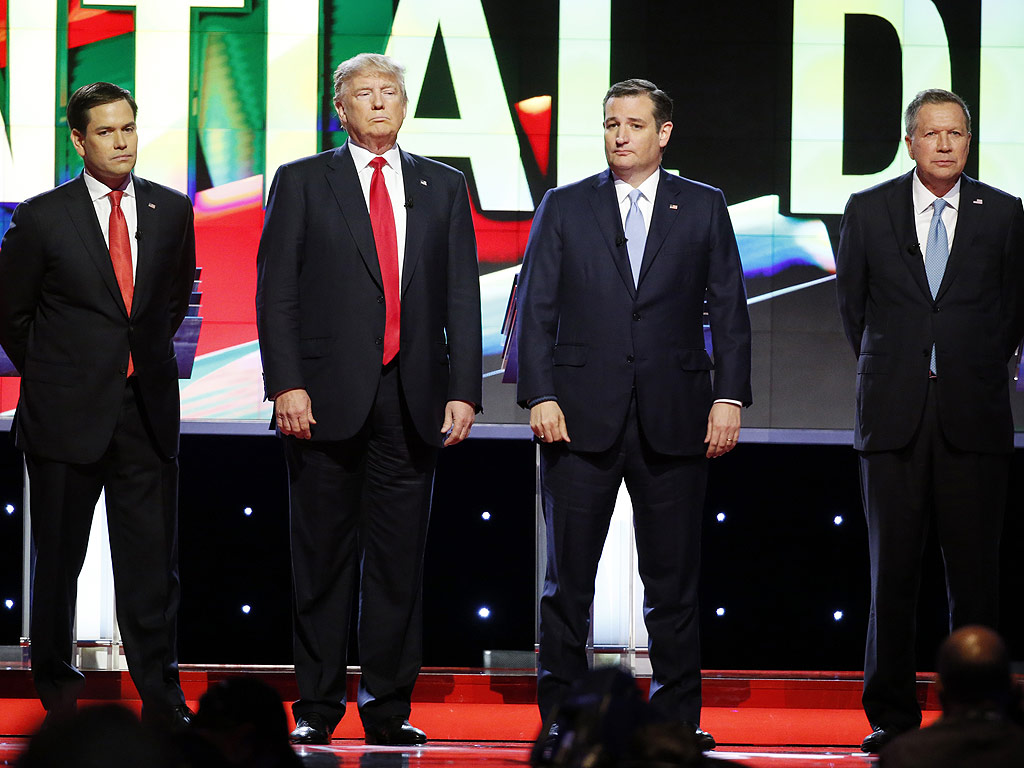 Republican Candidates Kept it Civil in Latest GOP Debate