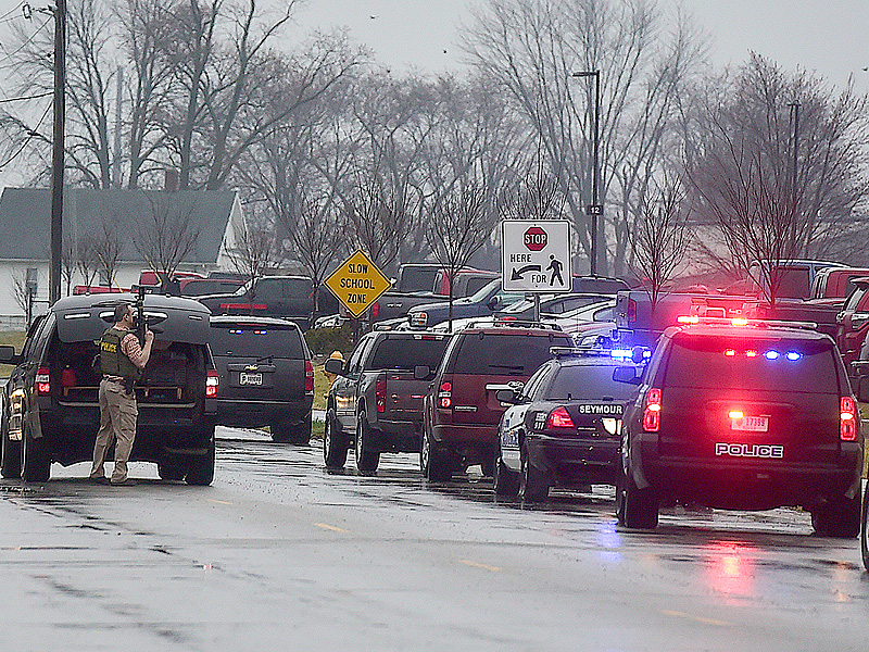 Two Dead in Apparent Murder-Suicide at Indiana engine Factory