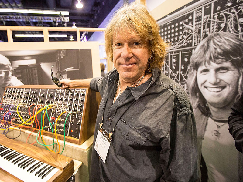 Keith Emerson May Have Killed Himself, Police Say