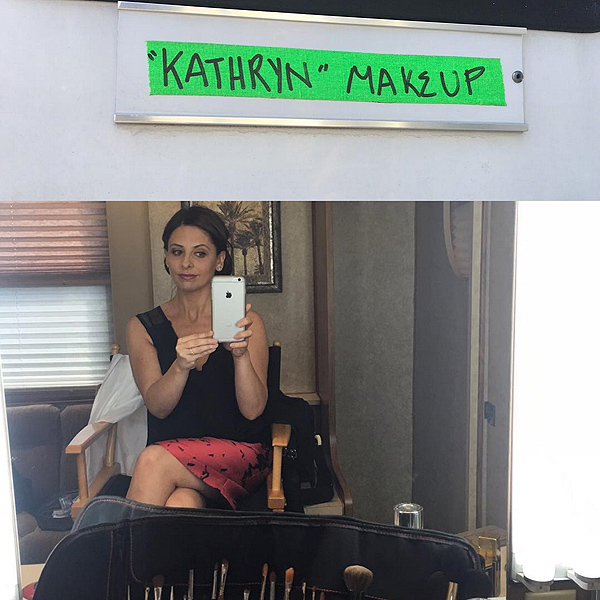Cruel Intentions TV Show: Sarah Michelle Gellar Gets Into Character as Kathryn