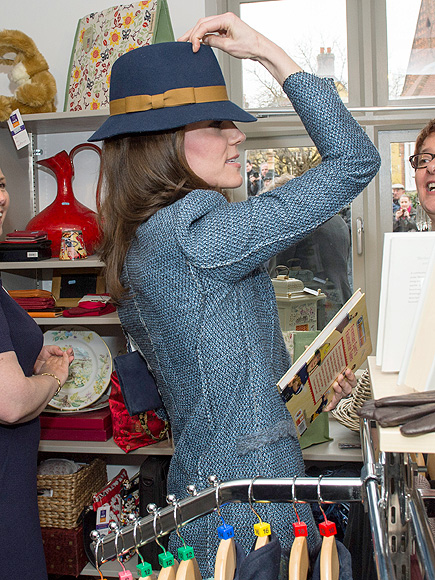 Kate Middleton Opens Consignment Shop for Children's Hospice Charity