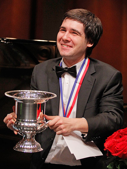 Vadym Kholodenko: Texas Neighborhood Shaken by Death of Pianist's Daughters