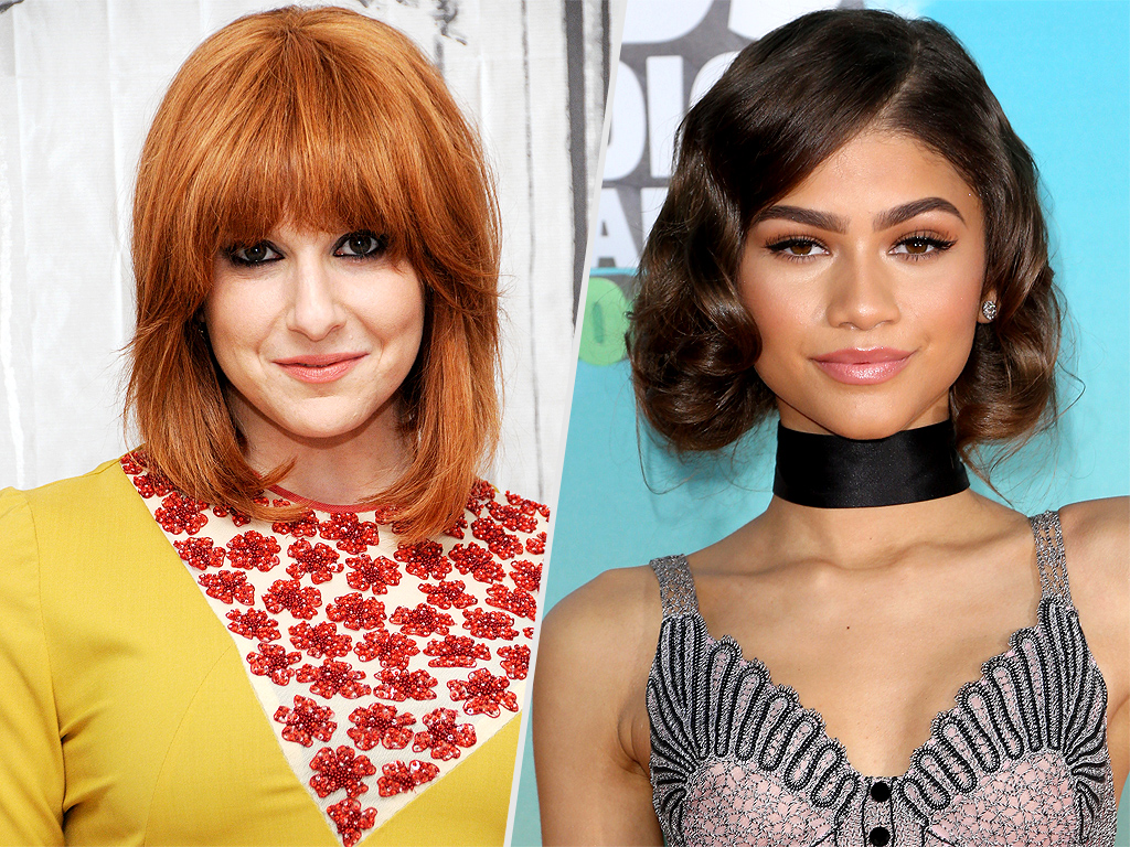 Zendaya and Julie Klausner Feud