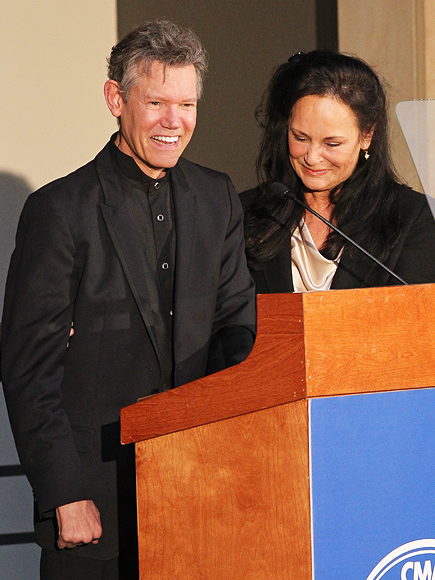Country Music Hall of Fame 2016 Inductees: Randy Travis and Charlie Daniels