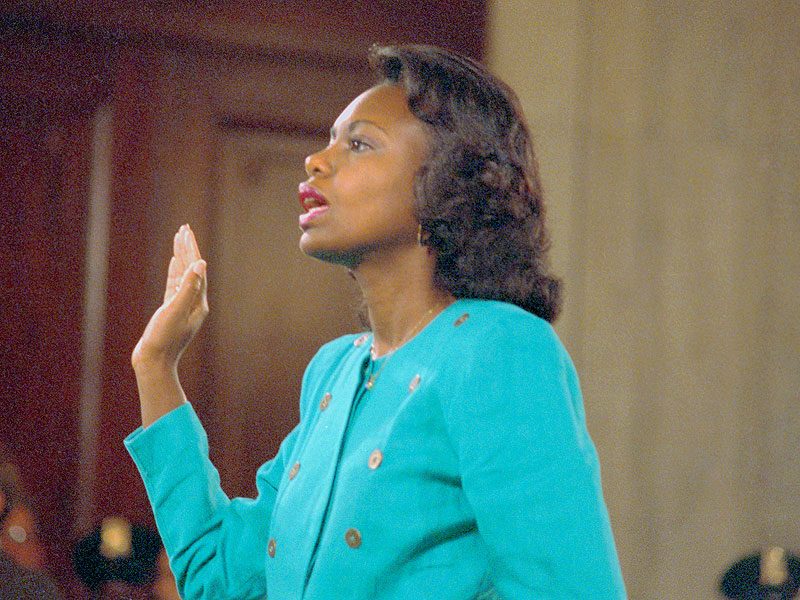 Anita Hill's Clarence Thomas Testimony: The Real Story Behind HBO's Confirmation