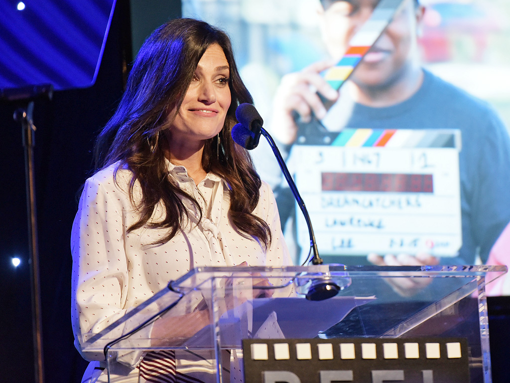 Idina Menzel Shares Heartwarming Encounter with Sick Fan