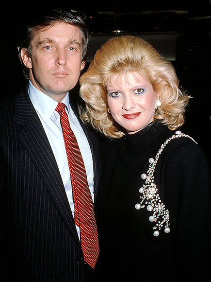 video news what ivana trump today