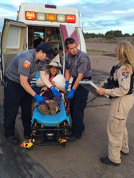 Dog Helped 72-Year-Old Survive 9 Days in Arizona Wilderness