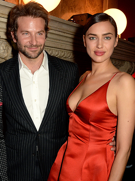 Bradley Cooper and Irina Shayk Instagram Photo