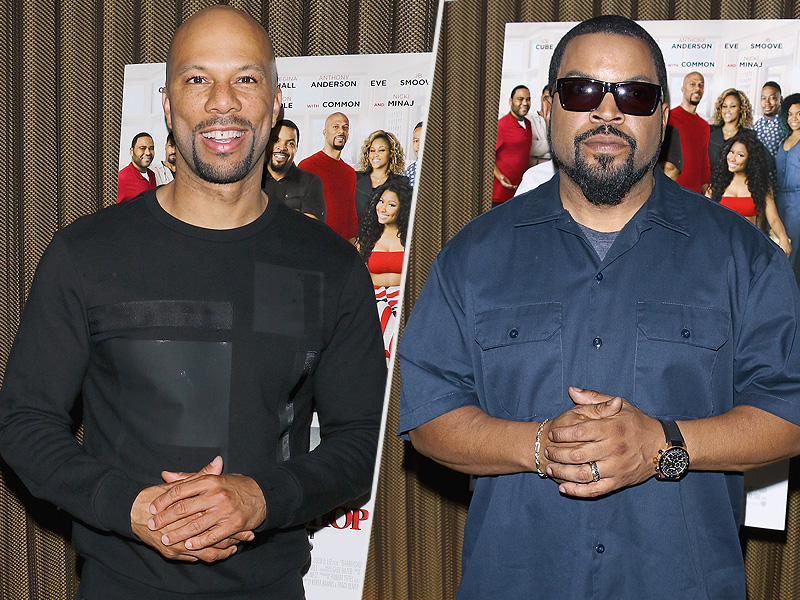 Ice Cube and Common on Filming Barbershop: The Next Cut After Rap Beef