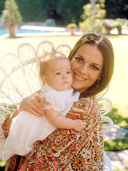 Natalie Wood's Daughter Says How She Will Tell Daughter About Grandma's Death