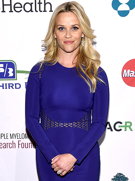 Reese Witherspoon and Jim Toth Share Their Ideal Date Night