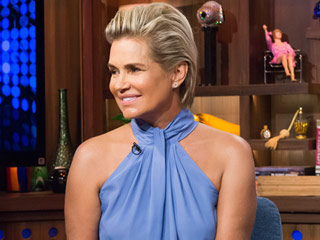 Yolanda Hadid Shares She's Back to Modeling Amid Health Struggle Battling Lyme Disease