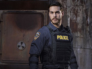 Vampire Diaries Vet Chris Wood Talks Turning Germaphobe After Starring in The CW's Containment