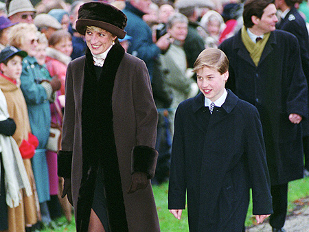 Prince William Tells Boy Who Lost His Mother He Still Misses Princess Diana Every Day
