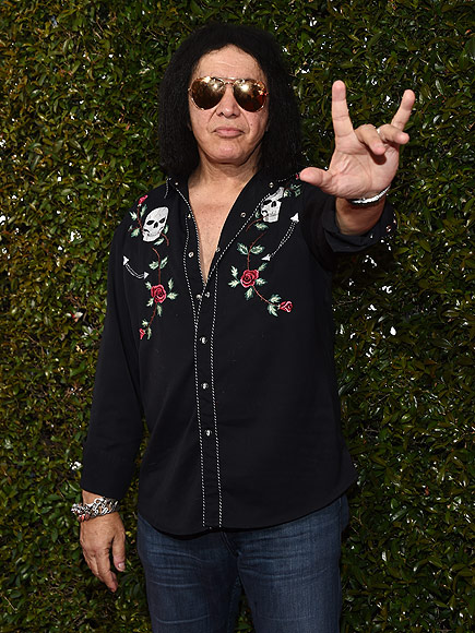 Gene Simmons on Donald Trump's Campaign