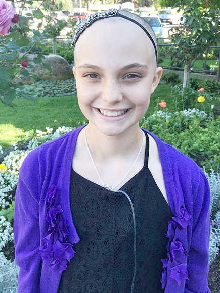 Lexi Brown: California Girl with Cancer Diagnosis Faces Life with a Smile