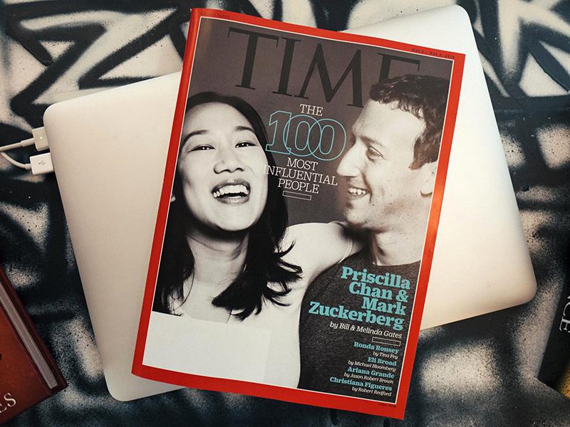 Mark Zuckerberg Calls Wife Priscilla Chan 'Strong, Kind, Compassionate'
