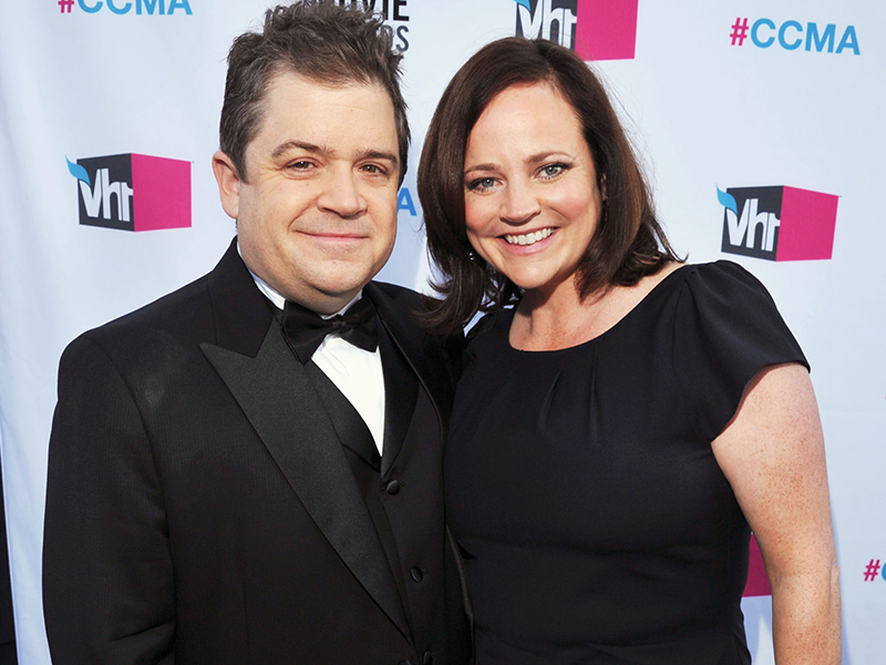 Patton Oswalt Shares Daughter Alice's Words about Wife Michelle McNamara's Death