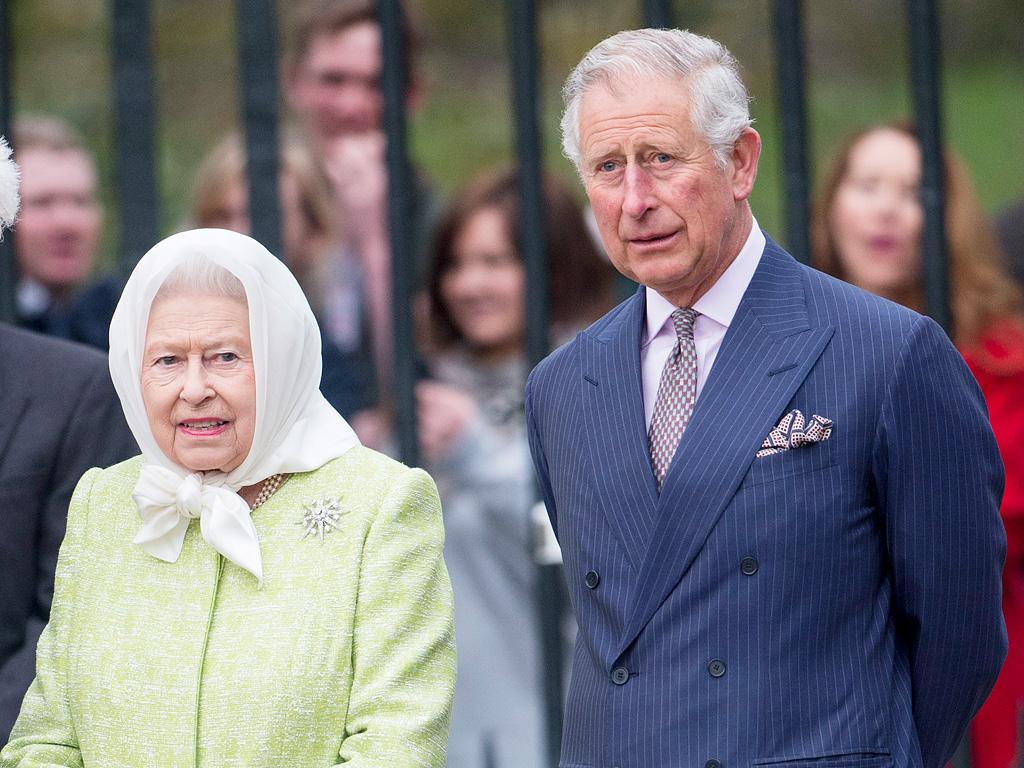 Prince Charles Celebrates Mom Queen Elizabeth on Her Birthday