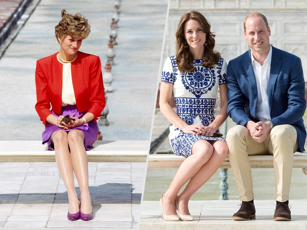 Kate Middleton Sitting: The Duchess Slant