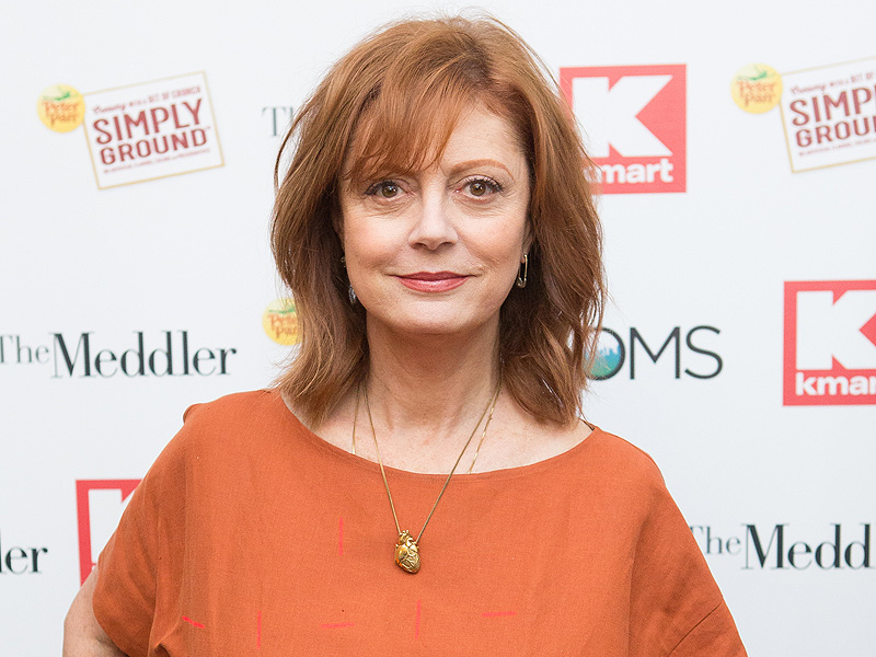 Susan Sarandon Open Dating Following Breakup