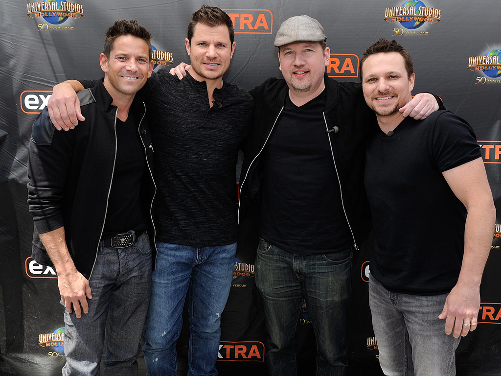 My2K Tour: 98 Degrees, Ryan Cabrera, O-Town, Dream