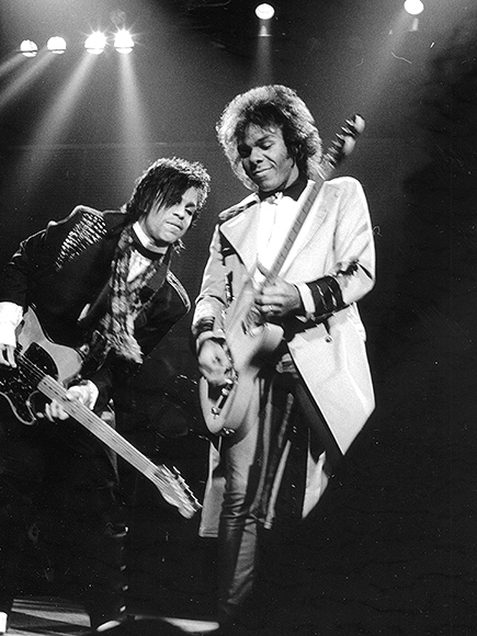 Prince's Guitarist Dez Dickerson on the Singer