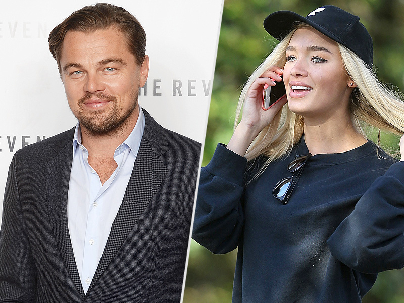 Leonardo DiCaprio & Model Roxy Horner Spotted Getting Cozy in NYC