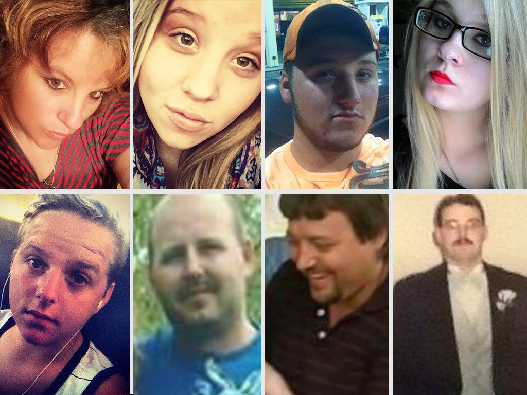 Ohio Massacre: Victims Shot Multiple Times, Some Had ...