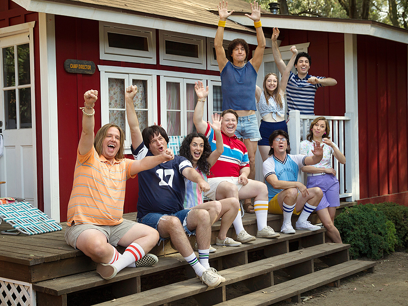 Wet Hot American Summer Sequel Series Coming to Netflix