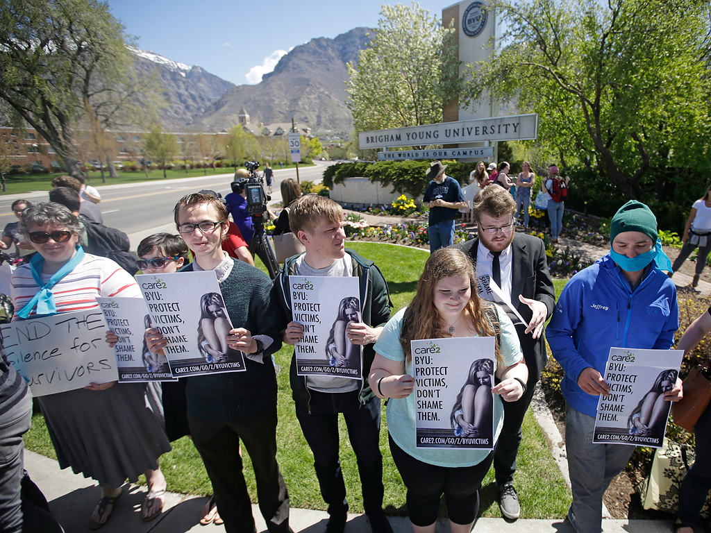 Utah Police Official: BYU Honor Code Stops Victims From Coming Forward