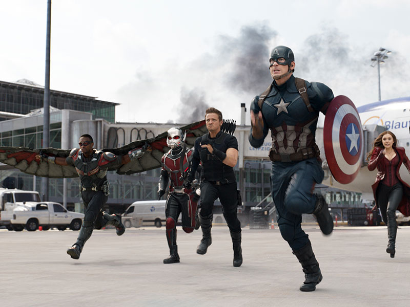 Captain America: Civil War Review: It's a Winner
