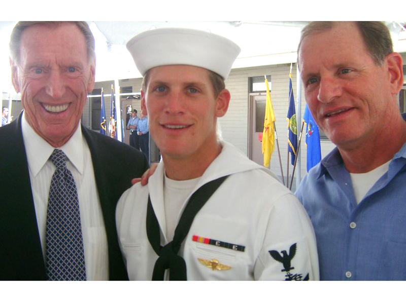 U.S. Navy Seal Killed During ISIS Attack Identified As Charlie Keating IV