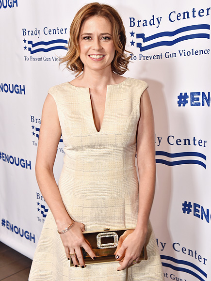 Jenna Fischer Says Preventing Gun Violence Is Her Calling