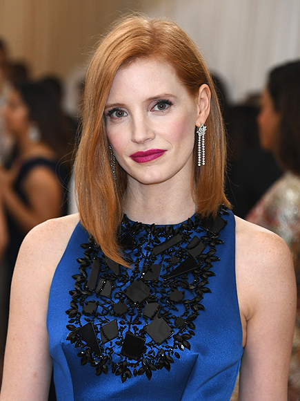 Jessica Chastain On Her Sister's 2003 Suicide