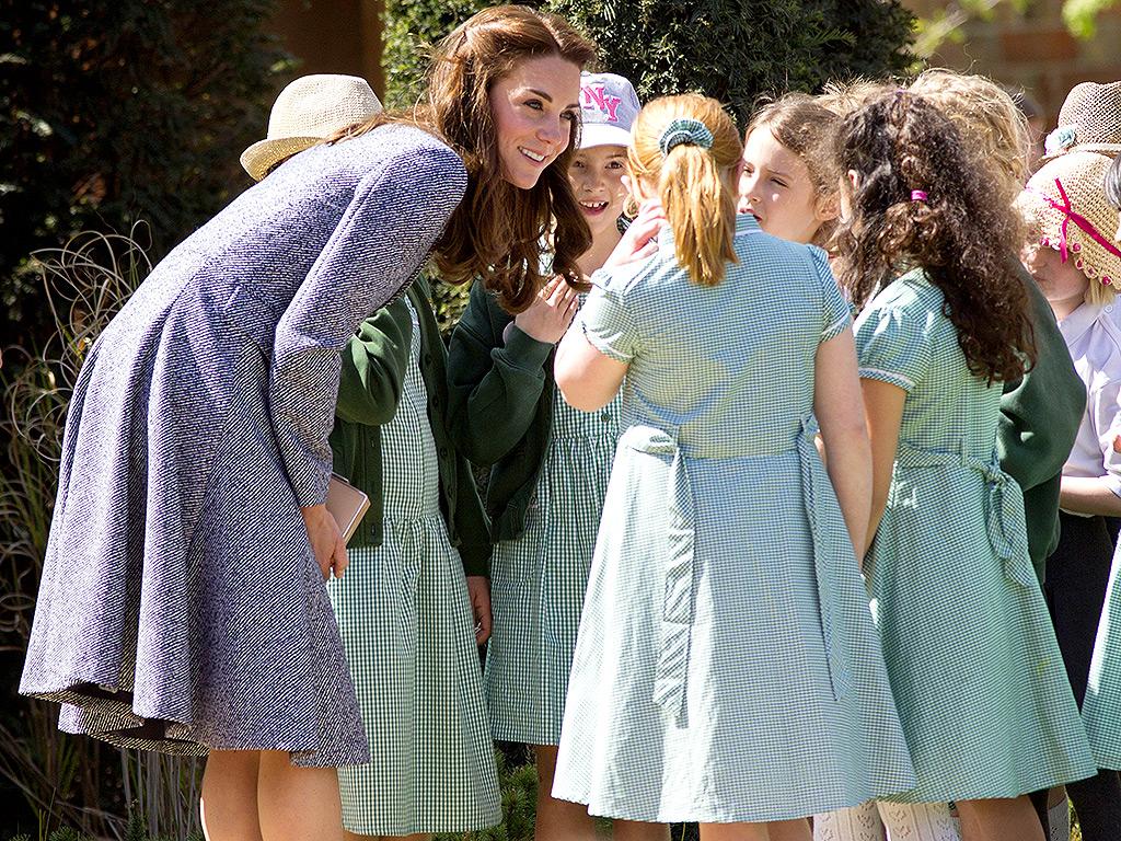 Kate Middleton Reveals Royal Family Has a Hamster Named Marvin