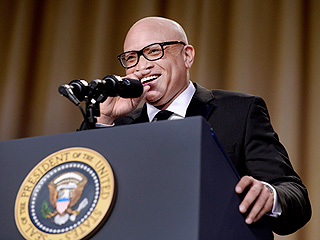 WATCH: Larry Wilmore Pulls No Punches at WHCD: 'You Look Terrible, Mr. President'