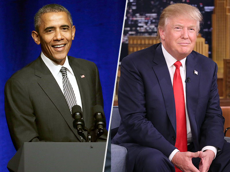 Obama on Donald Trump Nomination: This Is Not a Reality Show