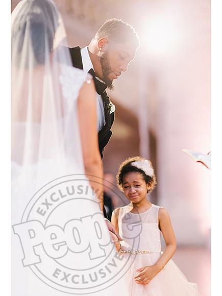 Devon Still and Asha Joyce Wedding: Exclusive Details